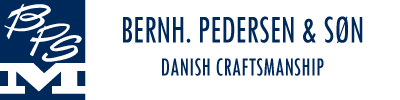 Bernhard Pedersen & Son – Danish Furniture Craftsmanship Sticky Logo