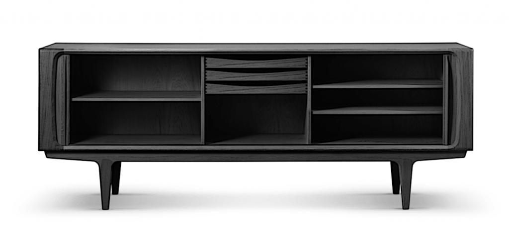 Design Combination 2-2-2: Three standard trays