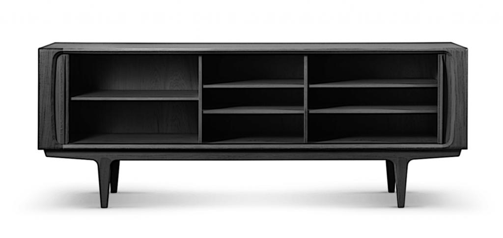 Design Combination 1-1-0: Two shelves