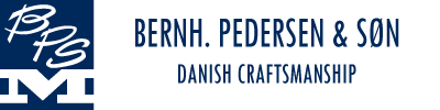 Bernhard Pedersen & Son – Danish Furniture Craftsmanship Logo