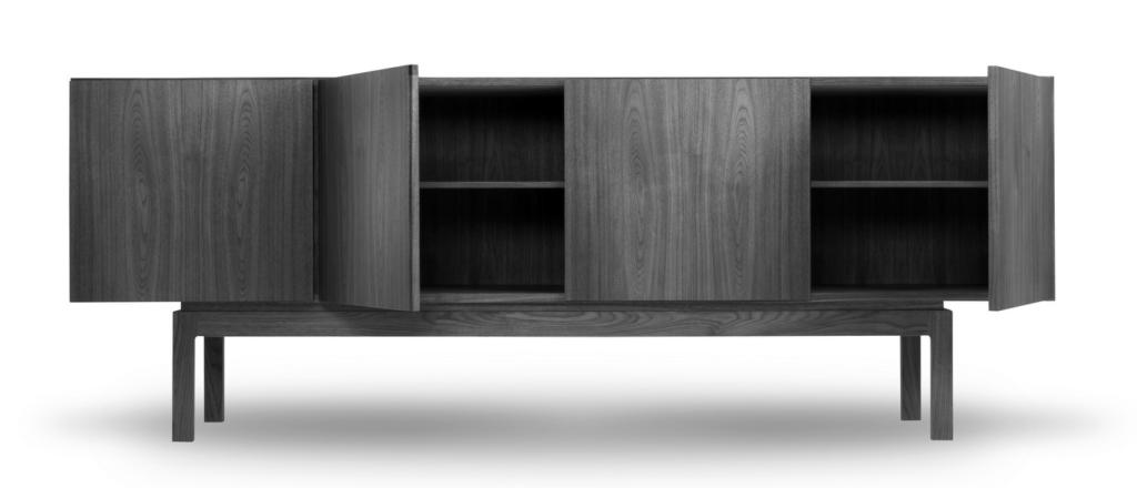 デザインコンビネーション 1-0-0-0:1 x 棚板