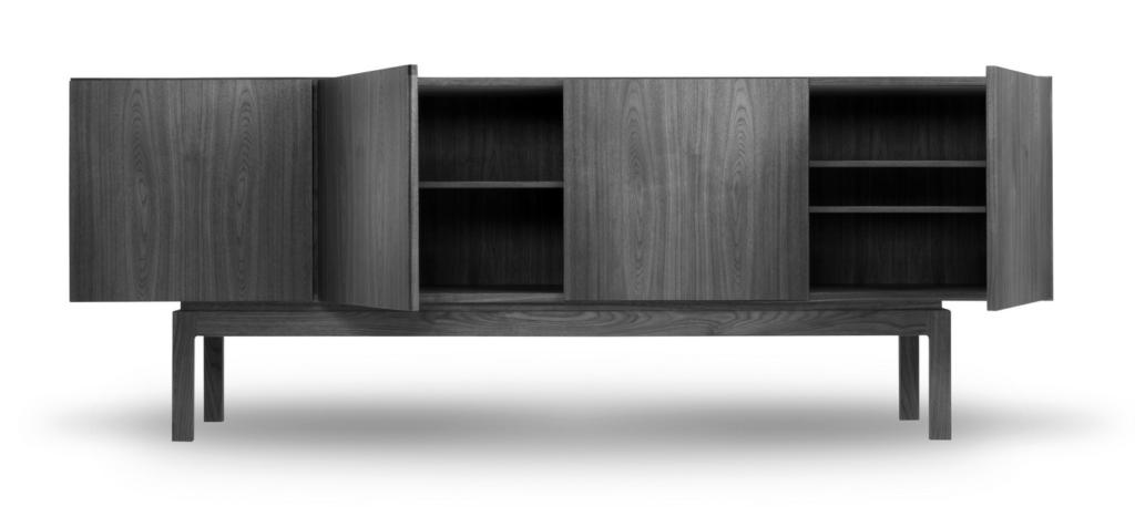 デザインコンビネーション 1-1-0-0:2 x 棚板